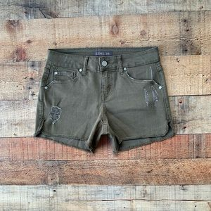 New Anthropologie Shorts